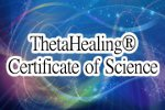 ThetaHealing Certificate of Science